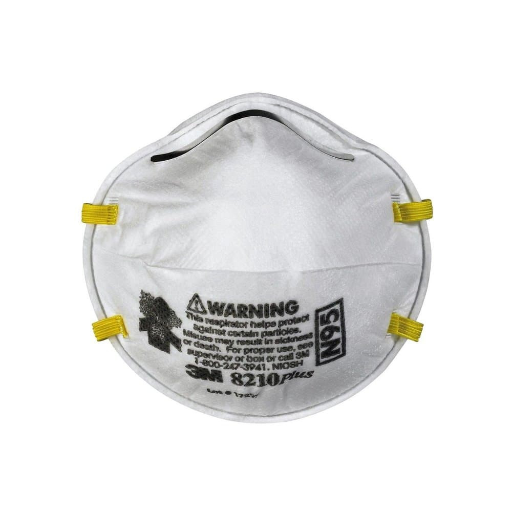 3m dust breathing mask