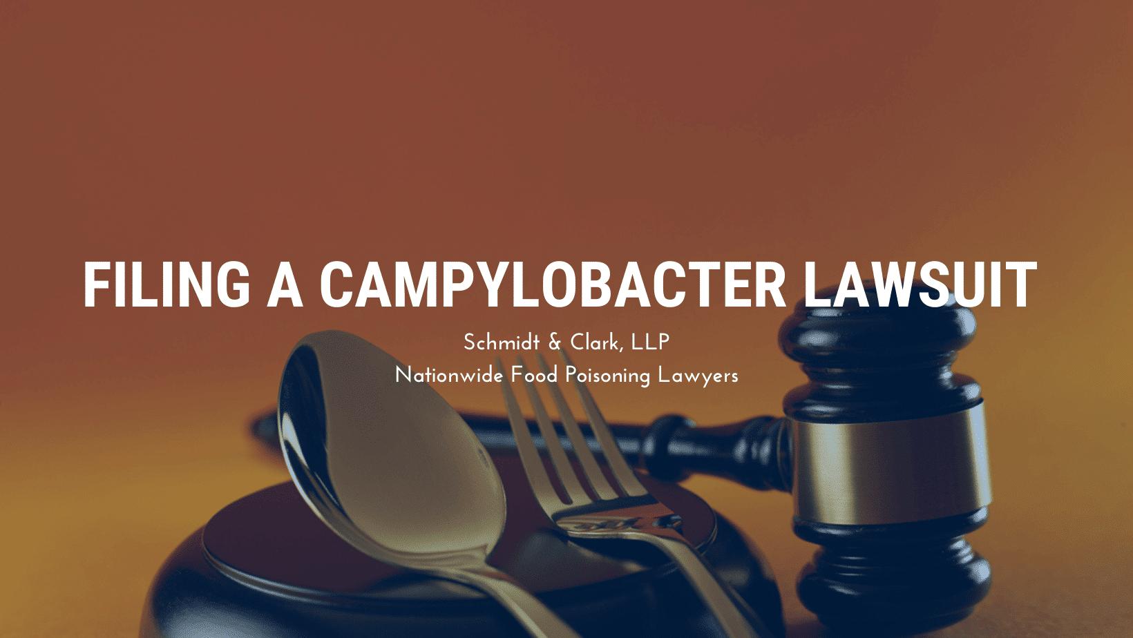Campylobacter lawsuit