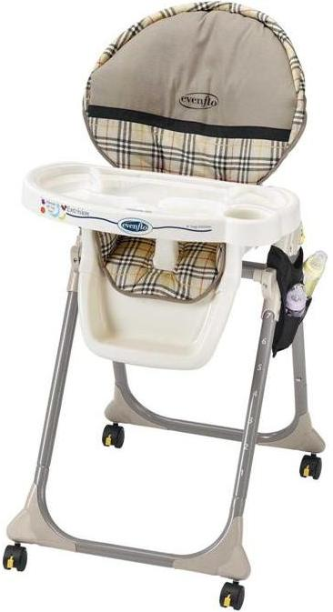 evenflo majestic high chair manual