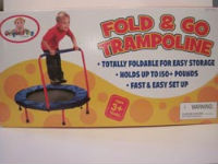 Fold & Go Trampoline Injury Lawsuit