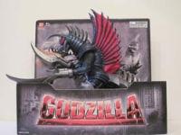 Gigan Godzilla Toy Injury Lawsuit