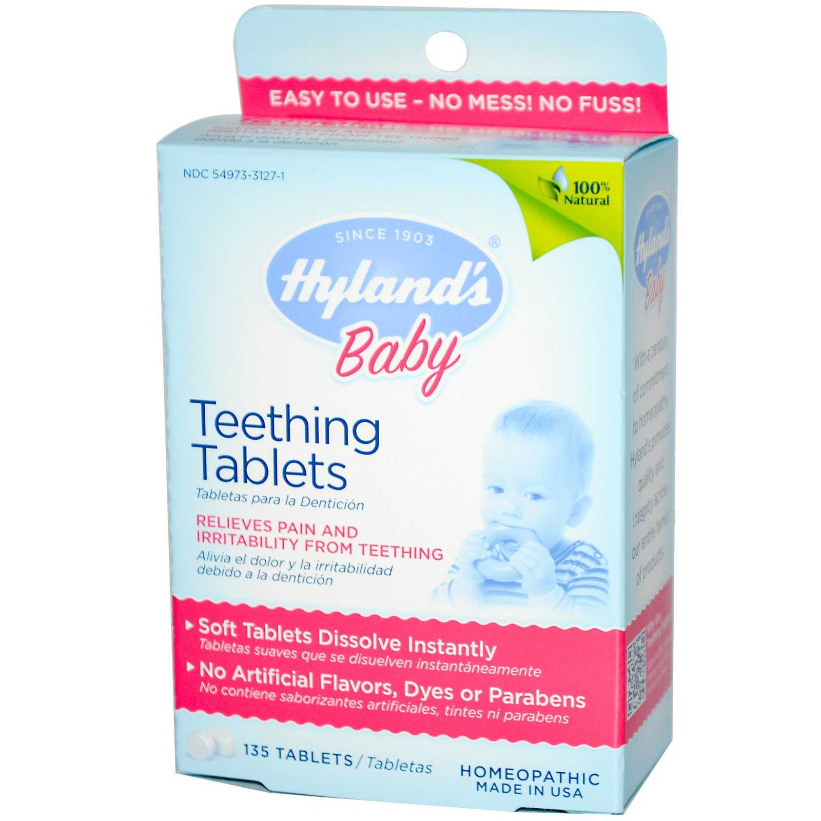 FDA Confirms Elevated Belladonna Levels in Teething Tablets