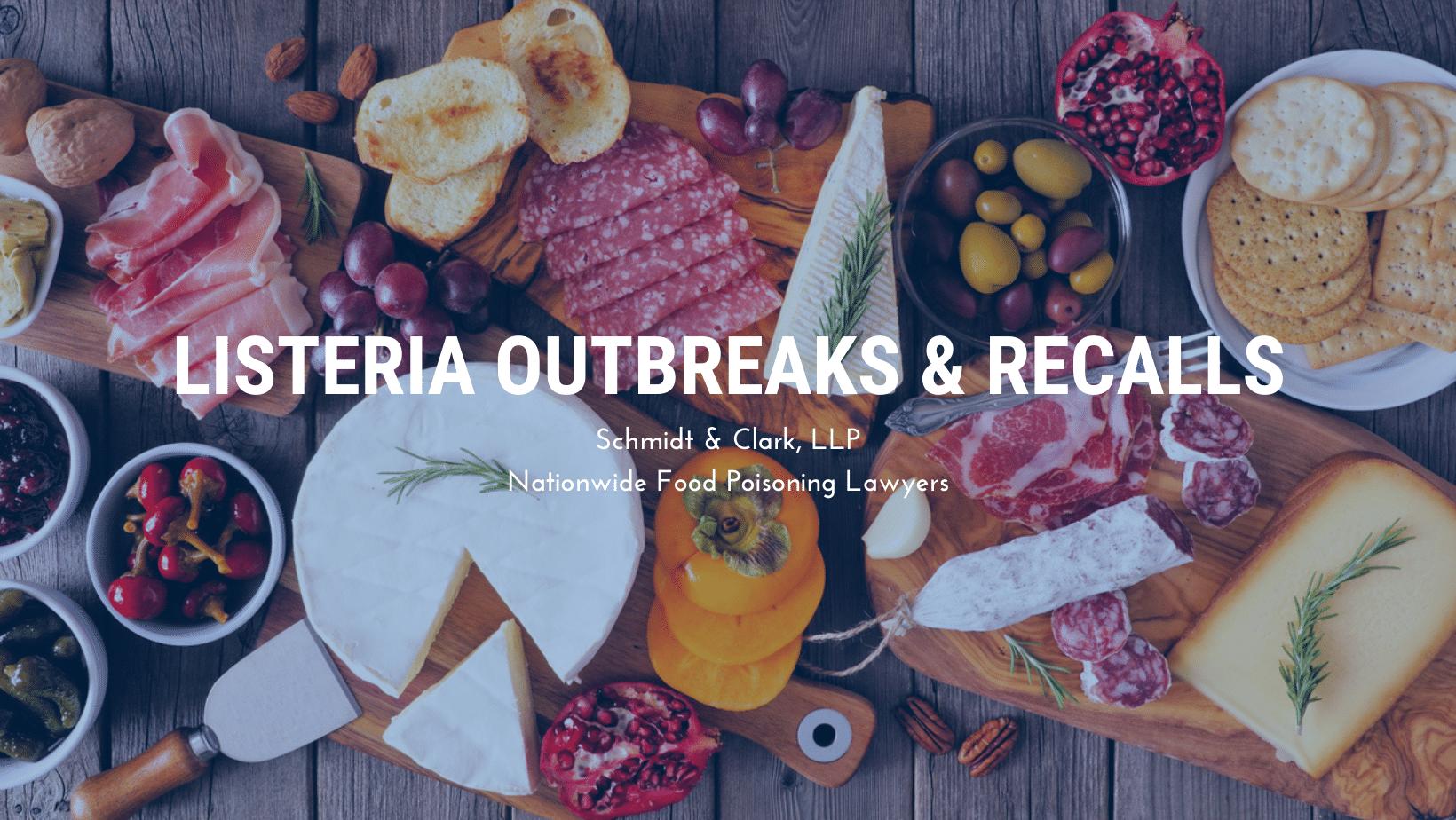 Listeria Outbreaks & Recalls
