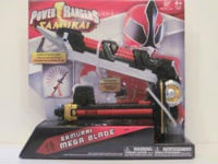 Power Rangers Samurai Mega Blade Toy Injury Lawsuit