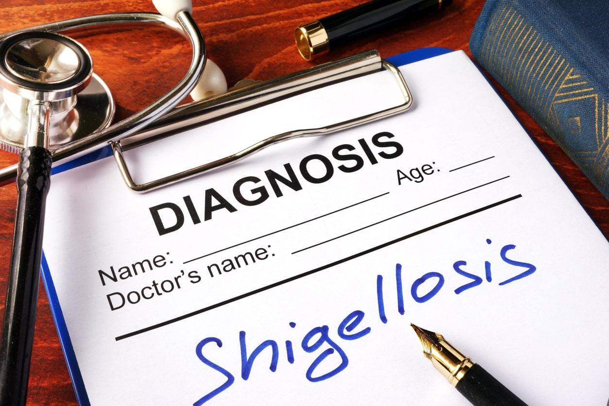Shigellosis Shigella