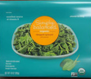 Simply Balanced Spinach Recall Lawsuit
