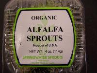 Alfalfa Sprout Lawsuit