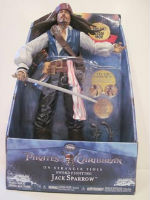 Sword Fighting Jack Sparrow Toy Injury Lawsuit