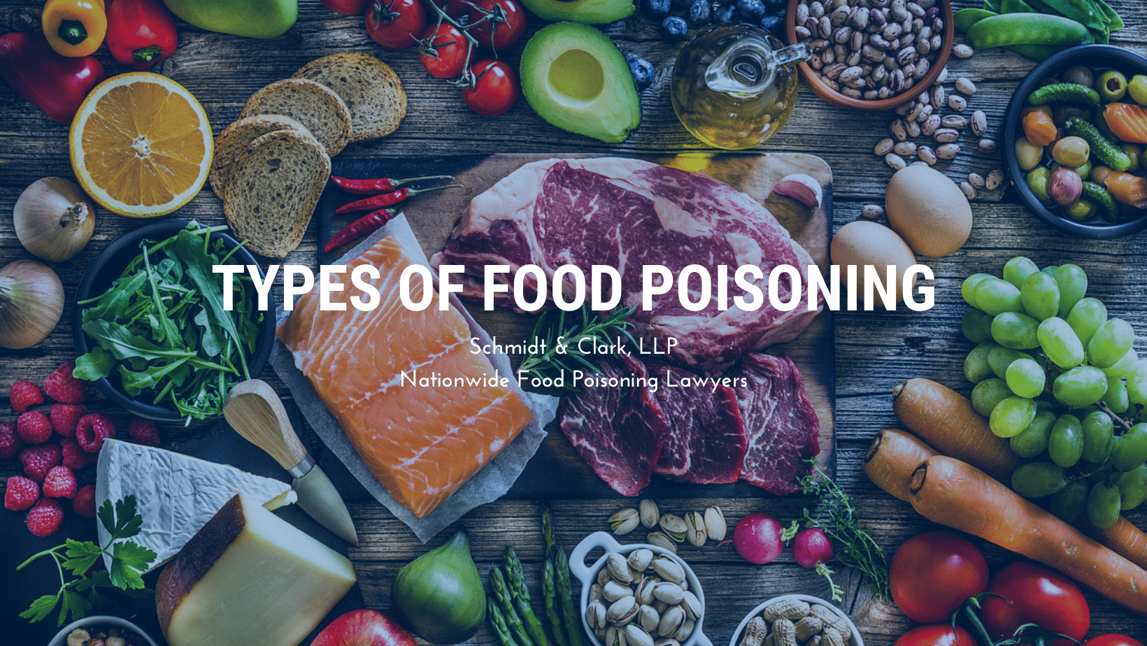 Types of Food Poisoning