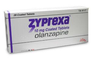 Bilderesultat for Zyprexa