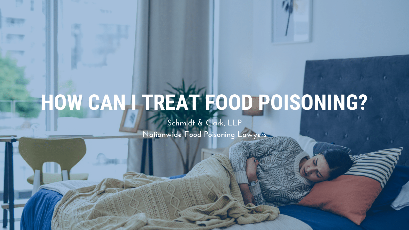 how can I treat food poisoning